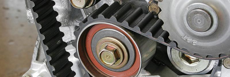 Automobilio paskirtymo diržų keitimas